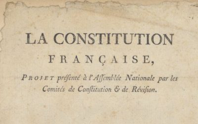 Свобода и права граждан согласно Французской Конституции