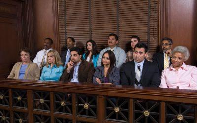 Суд присяжных во Франции